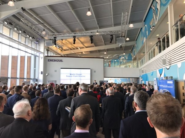 Viridian attends Sellafield Supply Chain event